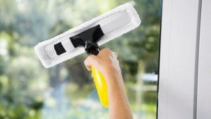 отмыть пластиковые окна