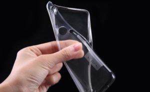 отмыть силиконовый чехол для телефона