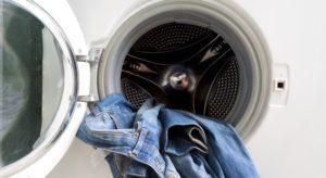 постирать джинсы в стиральной машине