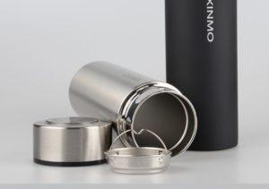 Как эффективно отмыть термос от чайного налета внутри