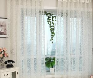 Как правильно отбелить тюль в домашних условиях