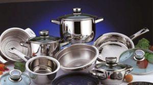 Чем чистить алюминиевую посуду в домашних условиях