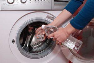 Чем чистить стиральную машину-автомат от накипи