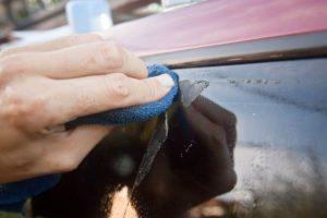 Чем можно отмыть грунтовку со стекла