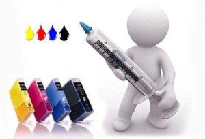 Чем можно отмыть краску от принтера с рук