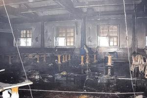 Чем можно отмыть сажу в квартире после пожара