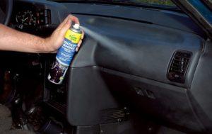 Чем отмыть пластик в салоне автомобиля