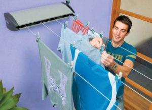 Как быстро высушить футболку