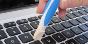 Как чистить клавиатуру в домашних условиях