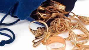 Как и чем чистить золото в домашних условиях