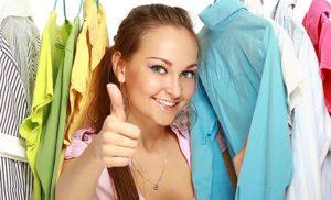 Как можно отстирать и вывести запах пота с одежды