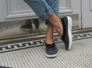 Как можно размягчить задник на обуви
