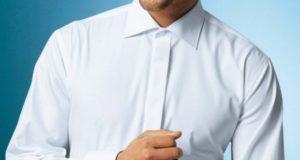 Как отбелить белую рубашку в домашних условиях