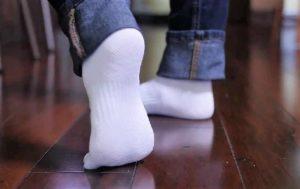 Как отбелить белые носки в домашних условиях
