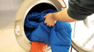 Как постирать куртку на синтепоне в стиральной машине