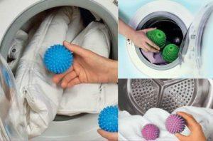 Как постирать пуховик в стиральной машине, чтобы пух не сбивался