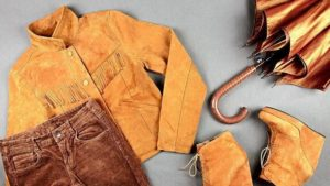 Как постирать замшевую куртку в домашних условиях