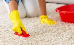 Как правильно чистить ковер в домашних условиях