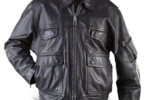 Как правильно гладить кожаную куртку