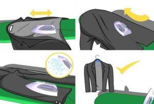 Как правильно гладить пиджак в домашних условиях