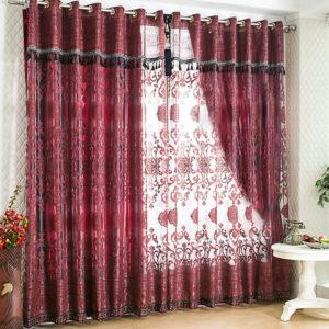 Как правильно стирать шторы с люверсами