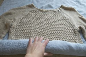 Как стирать шерстяной свитер