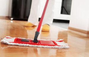 Можно ли мыть ламинат паровой шваброй